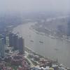 View of Shanghai