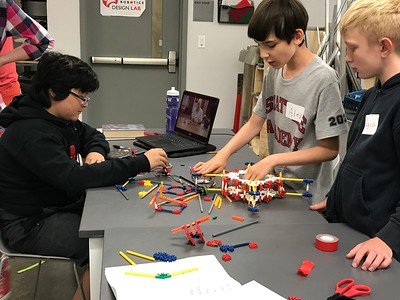 2017 MS Robotics Summer Camp