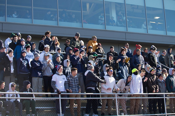 Thanksgiving Football Fans! Photos by Chris Grondin '18