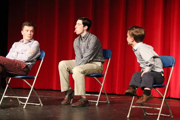 Theater Arts Spring Recital