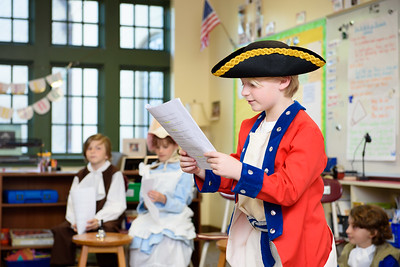 Third Grade Colonial Day 2017