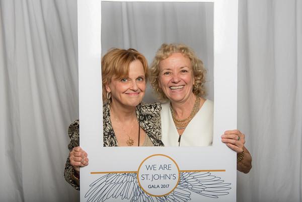 We Are St. John's Photo Booth Fun!