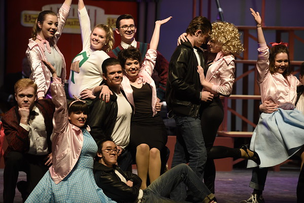 Winter Musical 2017 Grease