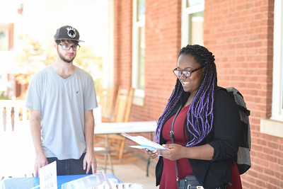 Part Time Job Fair, hosted by the Georgia College Career Center