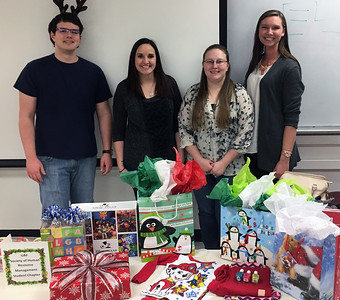 SHRM-Salvation Army Angel Tree Donations-2-2017