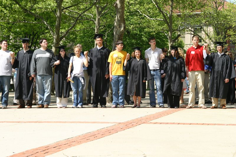 2005 Spring Quarter Sphinx Induction