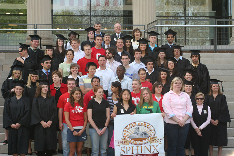 2007 Sphinx 100th Reunion Weekend and 101 Class Link