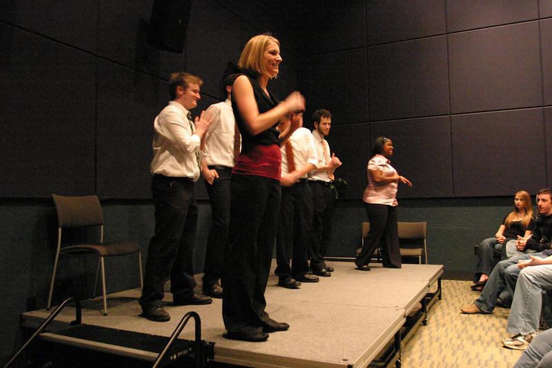 2008 8th Floor Comedy Improv Show