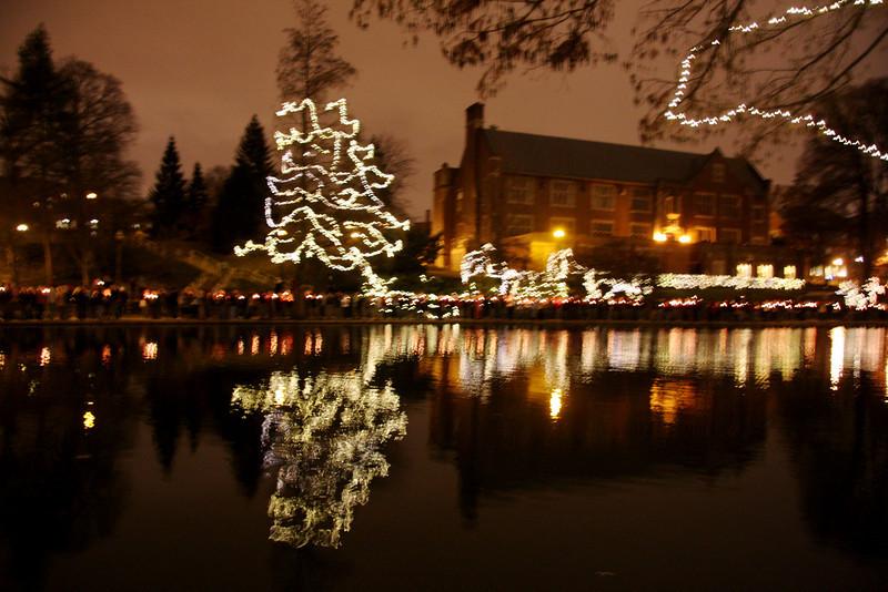 2009 Light Up the Lake