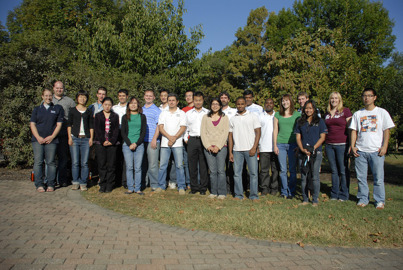 2010 Agricultural Engineering Graduate Orientation