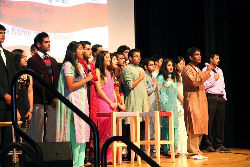 2010 Andaaz with the IAA