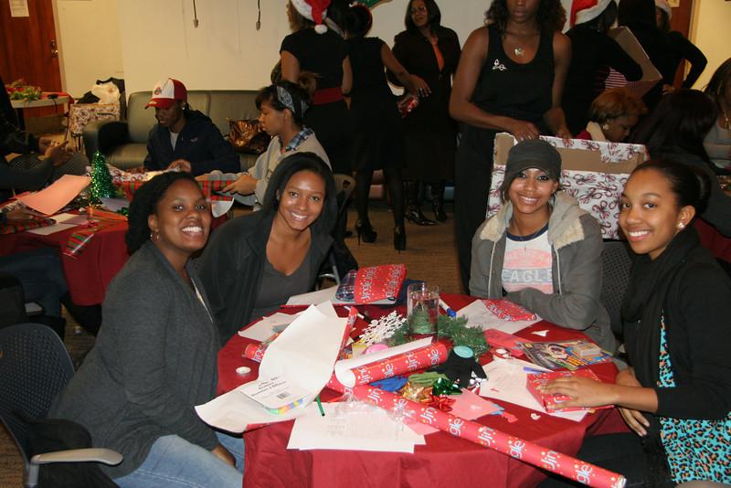 2011 Delta Sigma Theta Annual Christmas Wish