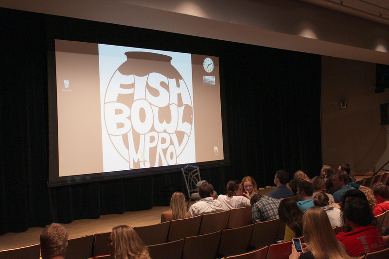 2012 Fishbowl Improv Senior Send-Off