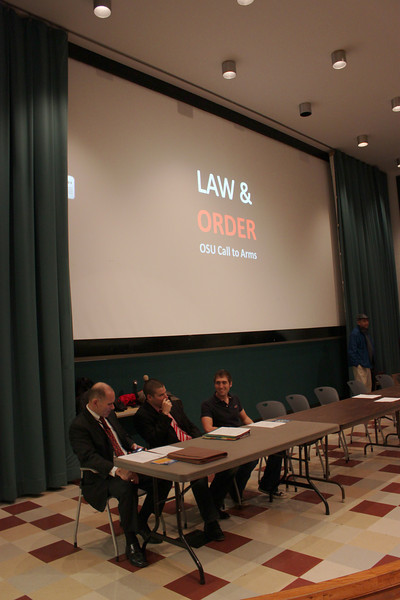2011 Law & Order: OSU Call to Arms