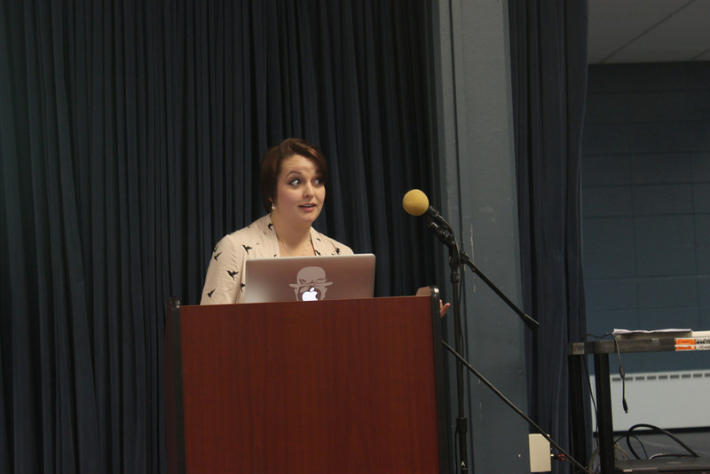 2012 Child Slavery and Human Trafficking Talk