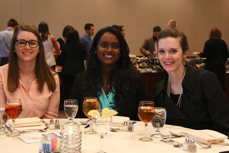 2014 Landacre Research Honor Society Banquet and Induction Ceremony