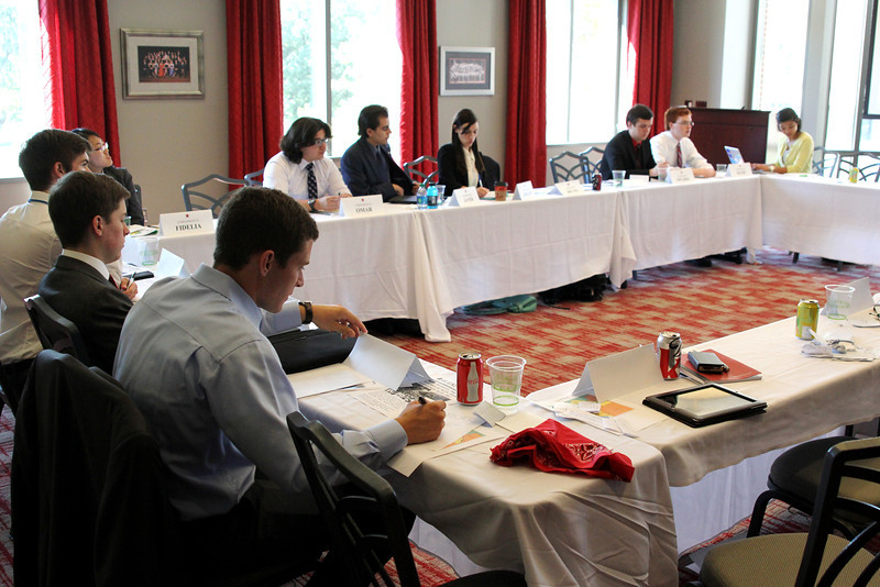 2013 Fall Mun Conference