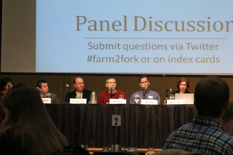 2014 Farm to Fork Food Dialogues