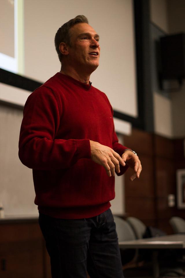 David Merrell guest speaker