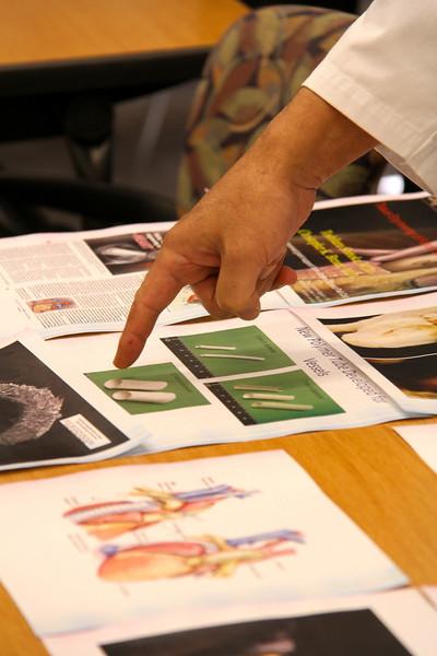 2013 Landacre Honors Society Research Fair