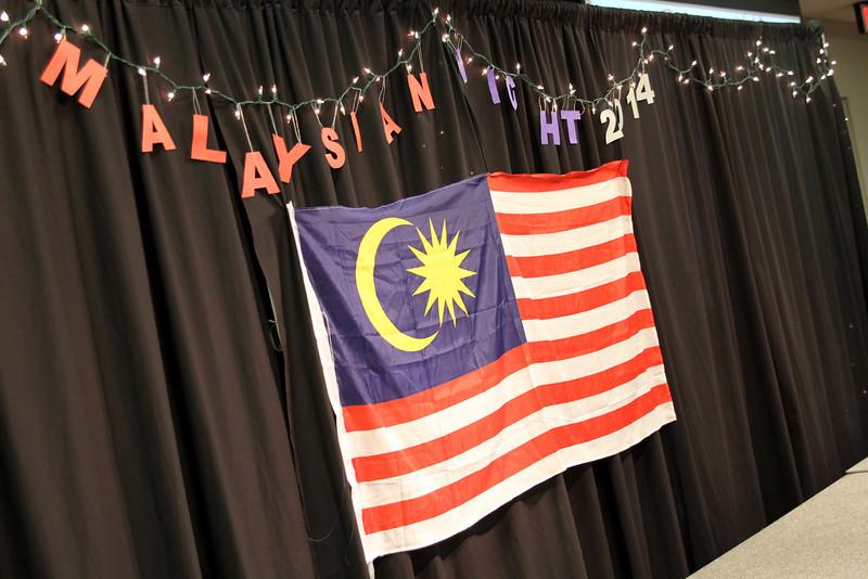 2014 Malaysian Cultural Night