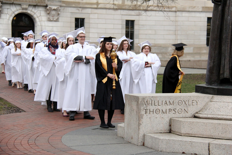 2014 Mortar Board Induction Ceremony