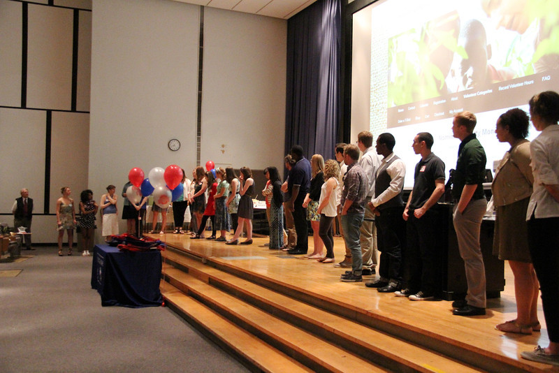 2014 Peace Corps Nominations Party