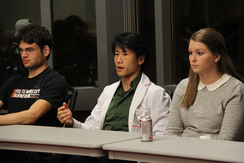 2013 Pre-Med Summer Opportunities Workshop