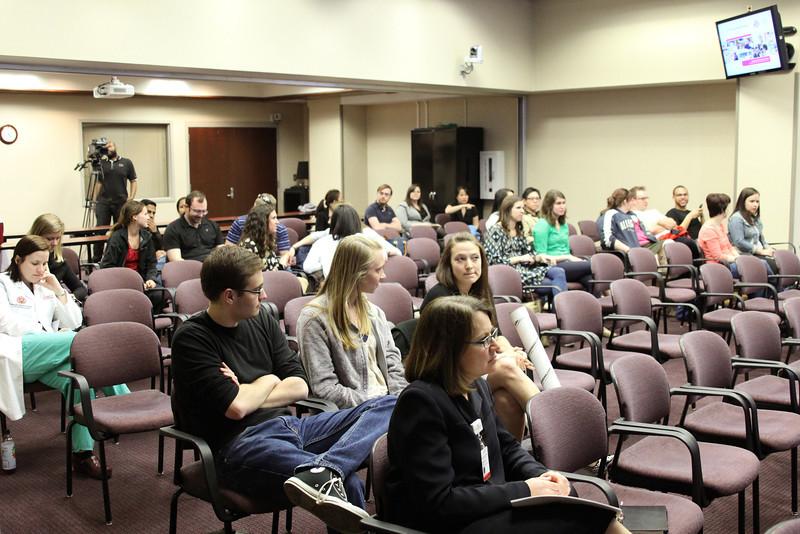 2014 Research Advocacy Seminar