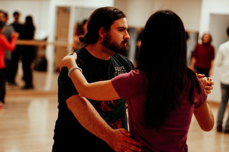 Spanish Dance Workshop