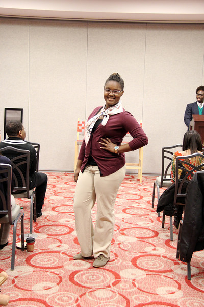 2014 Standing Out in the Workplace