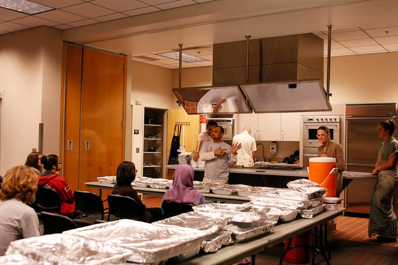 Vegetarian Cooking Workshop Thanksgiving Dinner