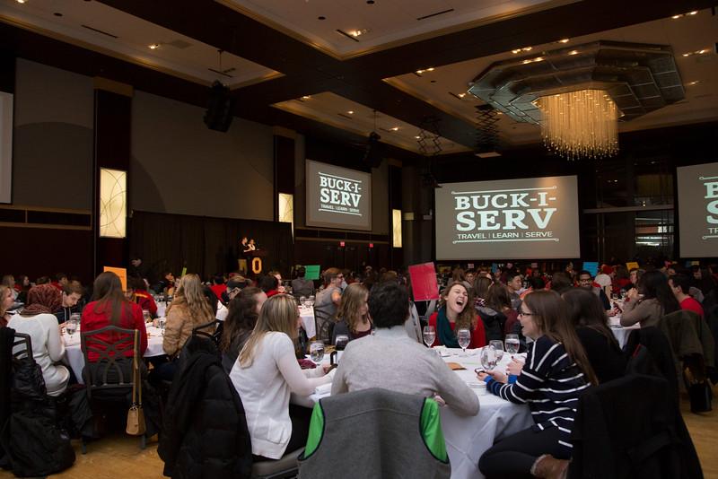Buck-I-SERV Welcome Back Gala
