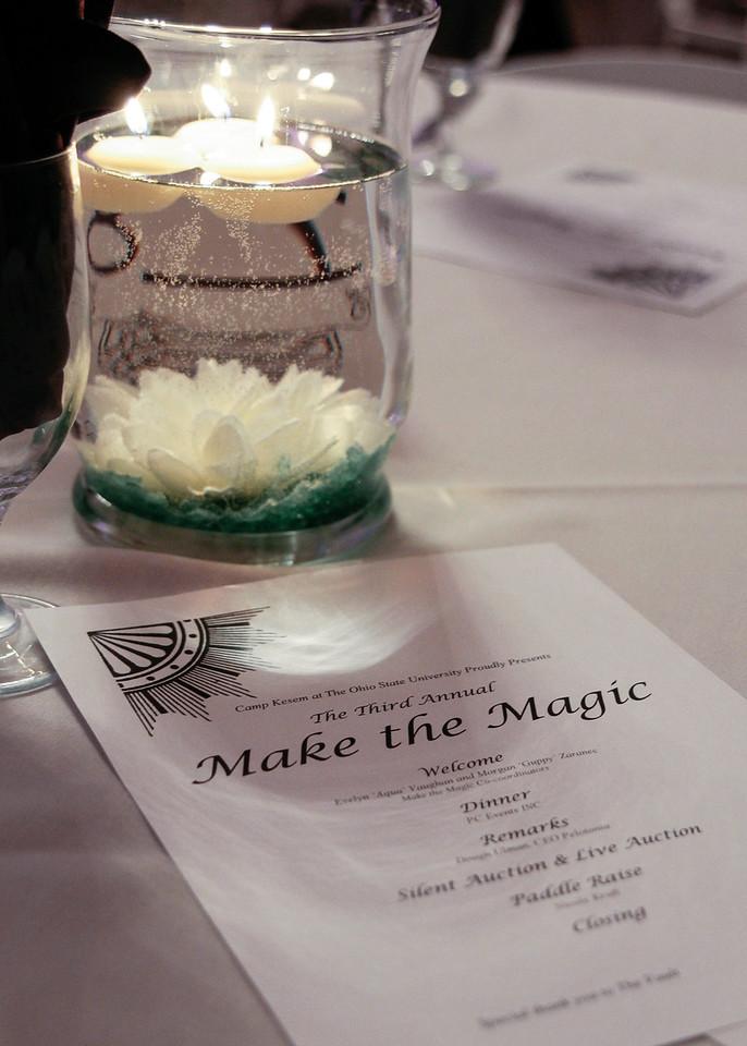 Camp Kesem Make the Magic Benefit Dinner