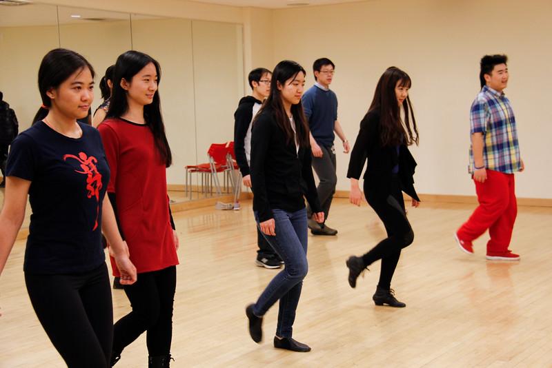 2015 Clogging Dance Workshop