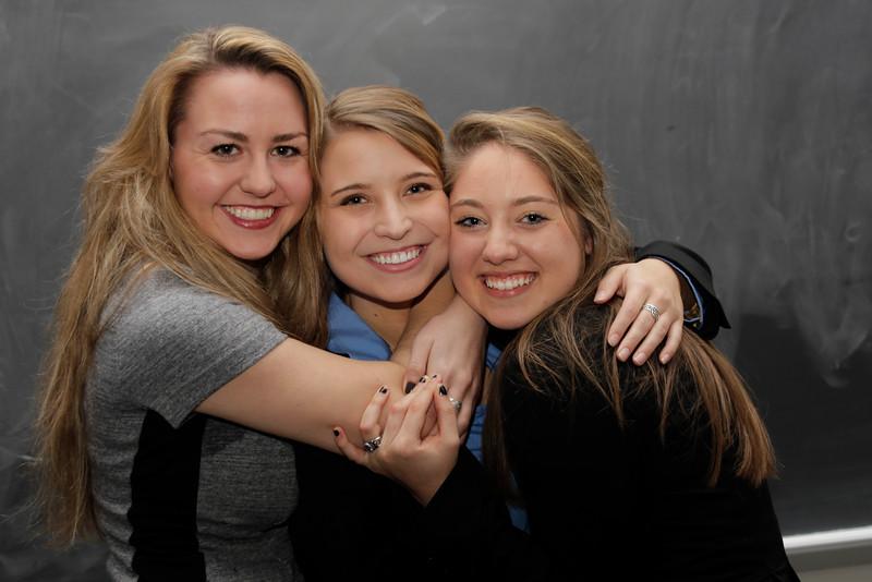 2015 Delta Sigma Pi Pinning