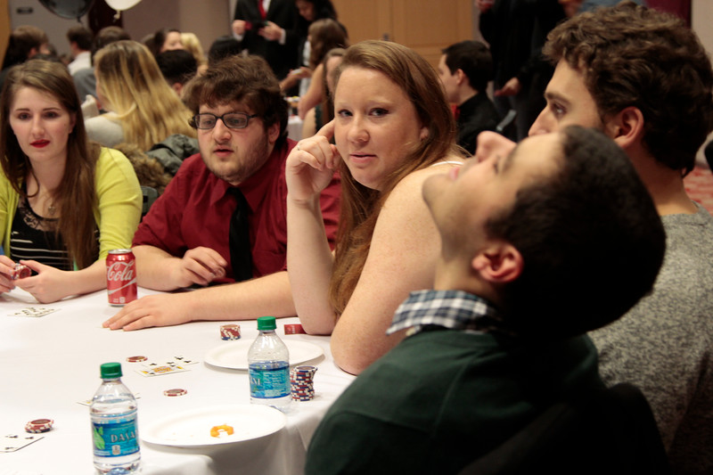2015 Engineers Without Borders Casino Night