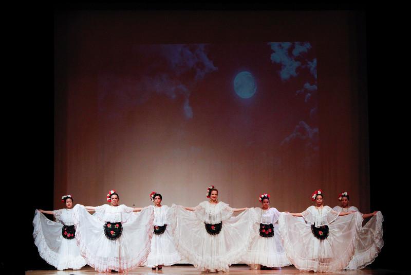 Folclor Hispano's 17th Annual Performance