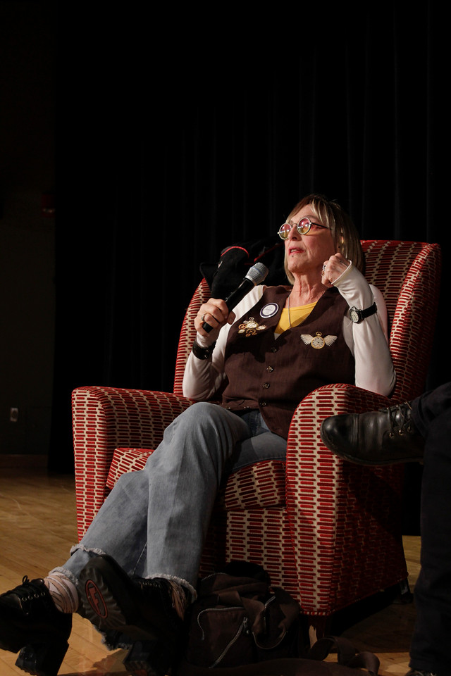 Kate Bornstein is a Queer and Pleasant Danger