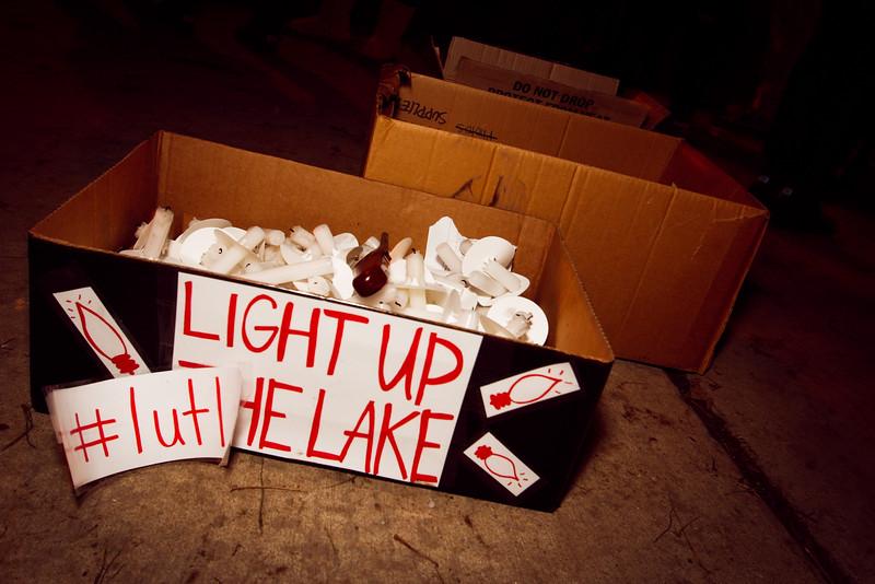 2014 Light Up the Lake