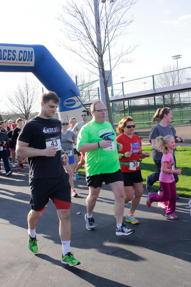 NSPIRE 5K Race to Heal