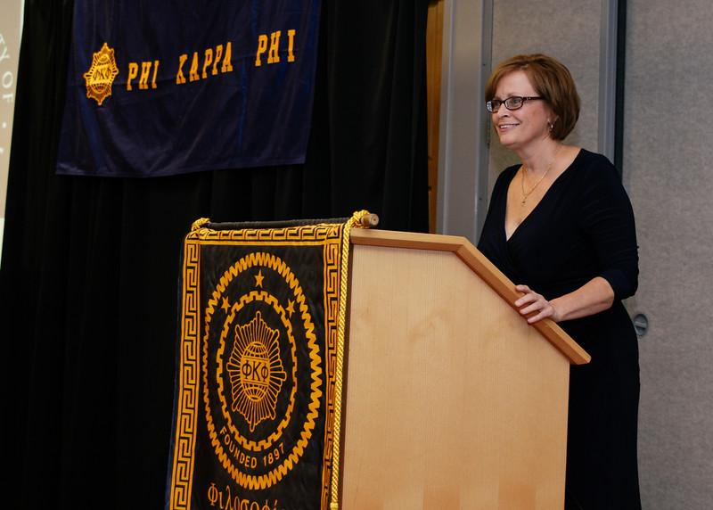 Phi Kappa Phi Initiantion Ceremony
