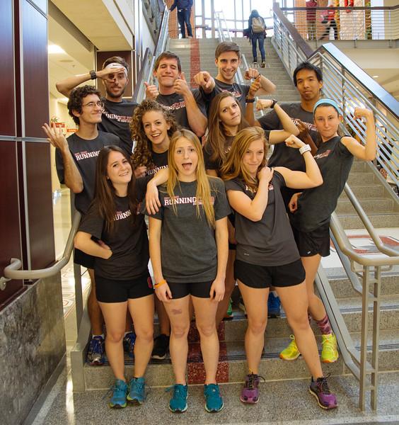2014 Running Club Members
