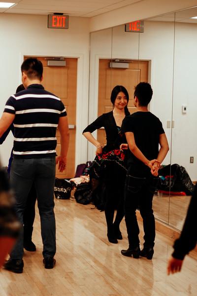 2014 Spanish Dance Workshop