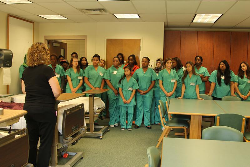 2014 Summer Institute for Diversity in Nursing