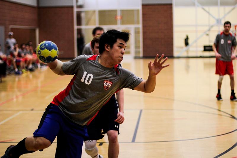 2015 OSU Handball Club vs Miami (OH) & Pitt