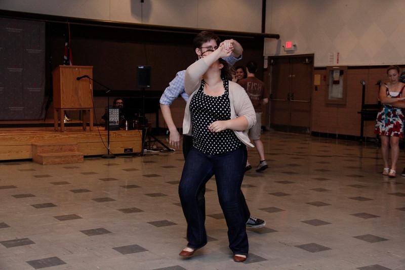 Weekly Swing Club Dance