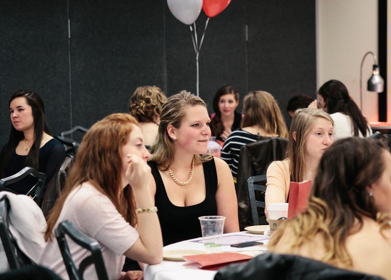 Women's Glee Club Banquet