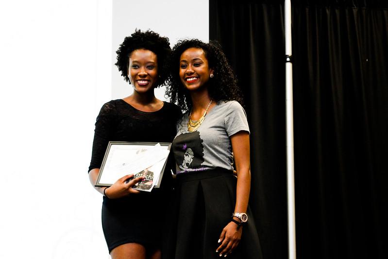 2016 Black Girl Magic Award Ceremony