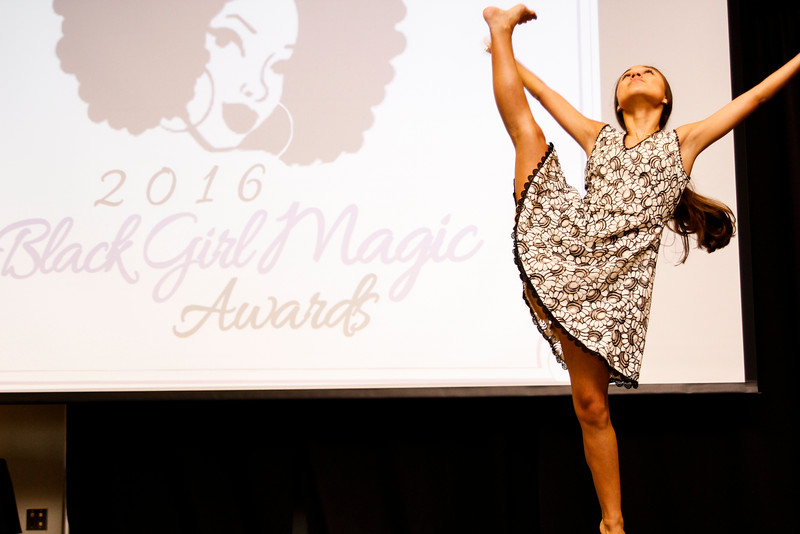 2016 Black Girl Magic Award Ceremony